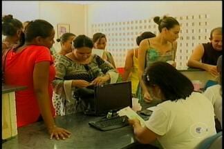 O sábado (14) foi de consultas para muitas gestantes de Petrolina - As futuras mamães receberam orientações sobre a gravidez nas unidades de saúde do município.
