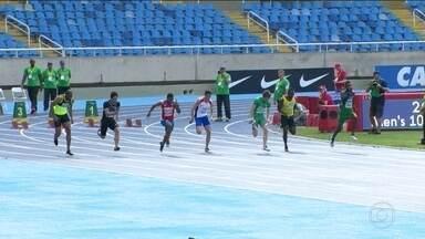 Após 4 anos fechado, Engenhão reabre com evento-teste para as Olimpíadas - Começou neste sábado (14) o Campeonato Ibero-Americano de Atletismo.