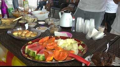 Evento reúne pessoas que sofrem com a doença celíaca - Evento foi neste fim de semana e reuniu crianças e adultos que enfrentam esse tipo de problema com a alimentação.
