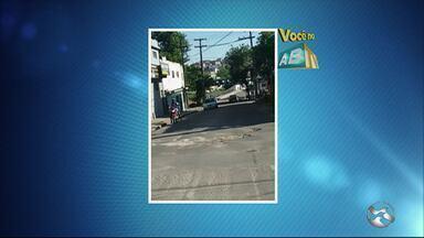 Confira as denúncias do 'Você no ABTV' desta sexta-feira (20) - Problemas foram encontrados nos bairros Petrópolis, José Carlos de Oliveira e Agamenon.
