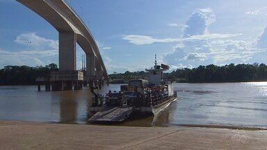No Amapá, Setrap deve contratar empresa para operar travessia de balsa sobre rio Matapi - No Amapá, Setrap deve contratar empresa para operar travessia de balsa sobre rio Matapi