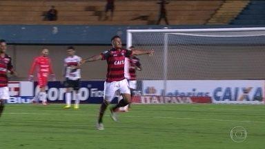 Confira os gols pela rodada da Série B do Brasileirão - Goiás e Londrina empatam por 1 a 1, e Atlético-GO vence o Brasil de Pelotas por 1 a 0.