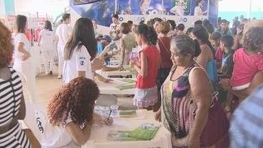 Ação Global aconteceu durante este sábado em Porto Velho e atendeu muitas pessoas - E esse público enorme aproveitou para resolver pendências, tirar dúvidas, cuidar da saúde e participar das atividades que dezenas de parceiros e voluntários ofereceram.