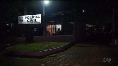 10 presos fogem da delegacia de Corbélia - Eles ainda levaram duas armas e um carro da polícia