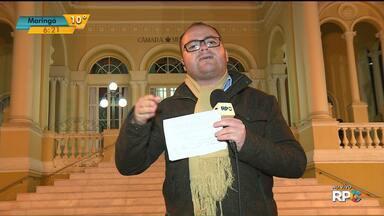 Vereadores de Curitiba vão discutir novamente o projeto sobre doulas nesta segunda-feira - Projeto voltou para a câmara depois que o prefeito vetou dois pontos
