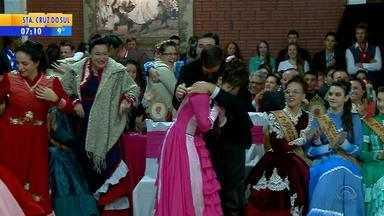 Prendas são escolhidas em Ciranda Cultural de Passo Fundo no RS - Assista ao vídeo.