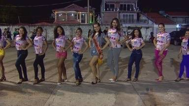 Programação oficial da Quadra Junina do estado inicia em Macapá - A Quadra Junina, com as disputas entre as quadrilhas, começa hoje em Macapá.