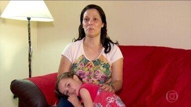 Mãe descobre intolerância à lactose de filha depois de assistir o Bem Estar - O programa de maio de 2015 fala sobre a intolerância à lactose. Uma mãe vendo ao programa, descobriu que a filha apresentava os mesmos sintomas. Veja na reportagem;