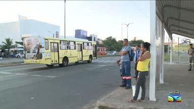Bom Dia Mirante mostra circulação de ônibus nesta quarta-feira (25) em São Luís, MA - O repórter Douglas Pinto mostra a circulação de ônibus em São Luís (MA).