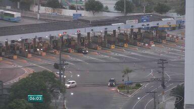 Veja informações do trânsito na Grande Vitória nesta quarta-feira (25) - Confira as imagens panorâmicas.