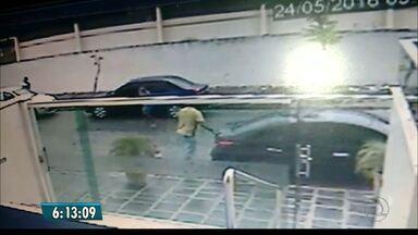 Grupo faz arrastão no bairro de Manaíra, em João Pessoa - Bandidos estavam armados.