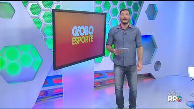 Veja a edição na íntegra do Globo Esporte Paraná de quinta-feira, 25/05/2016 - Veja a edição na íntegra do Globo Esporte Paraná de quinta-feira, 25/05/2016