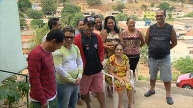 Homem rencontra família após 40 anos - Delmiro fez apelo ao Rondônia TV para encontrar a família que mora no Espírito Santo.