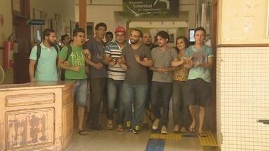 Estudantes desocupam Universidade Estadual do Amapá - Estudantes desocupam Universidade Estadual do Amapá