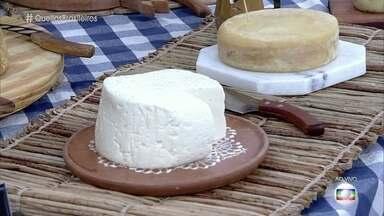 Conheça diferentes tipos de queijos brasileiros