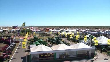 Bahia Farm Show atrai mais de 70 mil visitantes no norte do estado - Esta é a mais importante feira tecnológica de agropecuária do Norte-nordeste brasileiro.
