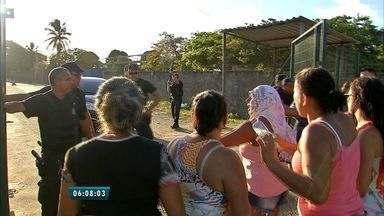 Mesmo com a chegada da Força Nacional as visitas nos presídios continuam suspensas - Saiba mais em g1.globo.com/ce