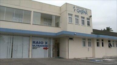 Único hospital de Gaspar segue sob intervenção da prefeitura - Único hospital de Gaspar segue sob intervenção da prefeitura