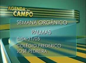 Veja os eventos que irão ocorrer no Tocantins na Agenda do Campo - Veja os eventos que irão ocorrer no Tocantins na Agenda do Campo