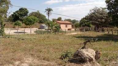Crescimento da violência preocupa produtores rurais de Ibiaí, no Norte de Minas - Nesta semana um casal de idosos foi amarrado e ameaçado por bandidos.