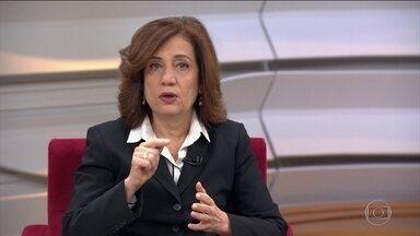 Miriam Leitão comenta queda de mais um ministro de Michel Temer - Miriam Leitão comenta queda de mais um ministro de Michel Temer.