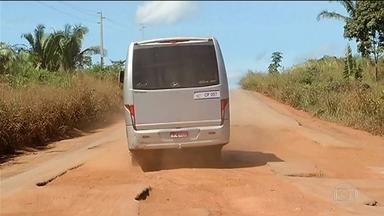 Relatório aponta problemas em quase 60% das rodovias do país - De acordo com o documento, são problemas na pavimentação ou na sinalização.