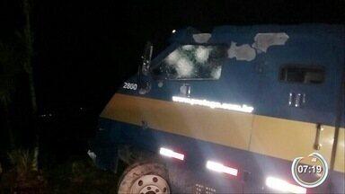 Criminosos tentam explodir carro-forte na Dom Pedro I - Tentativa aconteceu na divisa entre Atibaia e Jarinu