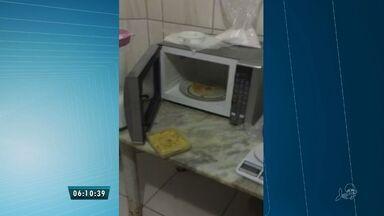 Polícia fecha um laboratório de drogas no Bairro Aracapé - Dois suspeitos foram presos.