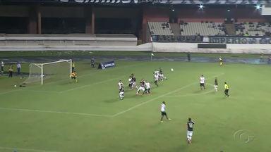 Fora de casa, ASA surpreende e vence o remo por 1 x 0 - Jefferson Baiano marcou o gol na vitória Alvinegra.