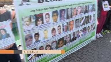 Veja o quadro 'Desaparecidos' desta terça-feira (31) - Veja o quadro 'Desaparecidos' desta terça-feira (31)