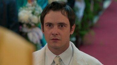 Candinho desiste de se casar com Sandra - O caipira surpreende ao dizer não à sobrinha de Anastácia