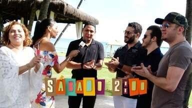 Tem mais bastidores de 'Amigos da Sanfona', no Se Liga VM deste sábado (04) - Confira com Niara Meireles