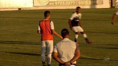 Ceará treina pensando na Série B - Ceará treina pensando na Série B