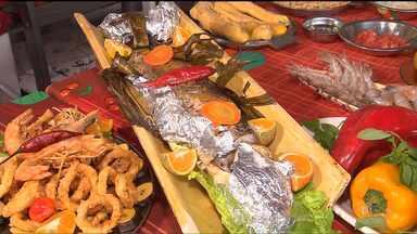 Vai até domingo a tradicional Festa da Tainha em Guaratuba - O evento é no Mercado Municipal e conta com muita comida e diversão.