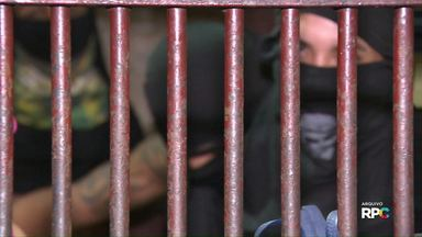 Secretaria de Segurança deve abrir mais de 6,7 vagas no sistema penitenciário do Paraná - Governo promete entregar as obras até 2018.