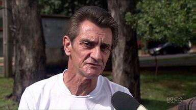 """Conheça a mais nova """"corrida solidária"""" do maratonista Wilson Duarte - Ele já trocou quilômetros corridos em provas por doações de sangue, papel sulfite e dinheiro para o Hospital do Câncer de Londrina."""