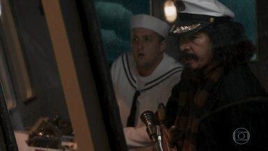 Marinheiro - Pressentimento ao mar