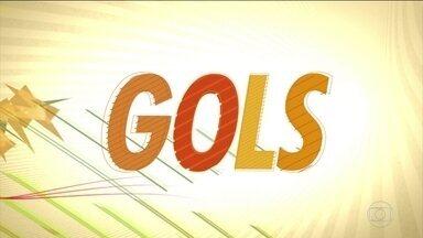 Veja os gols da rodada deste sábado no Brasil e na Europa - Bola na rede nas séries A e B, Copa América e amistosos na Europa
