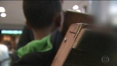 Polícia de SP não sabe se vai fazer uma reconstituição da morte de menino de 10 anos - Policiais filmaram uma conversa com o sobrevivente, de 11 anos, logo depois da perseguição.