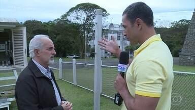 Saiba como funciona a previsão do tempo - Fabrício Battaglini visitou uma estação meteorológica em São Paulo e conversou com especialistas sobre o assunto