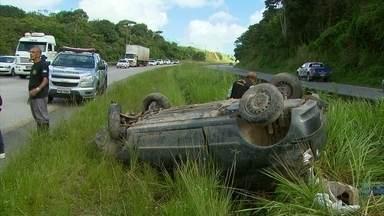 Motorista morre em acidente na BR-232 - Peritos acreditam que vítima não usava o cinto de segurança