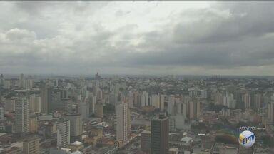 Confira a previsão do tempo para Campinas e região - A previsão é de chuva volumosa para os próximos dias.