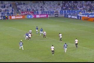 Cruzeiro perde para São Paulo no Mineirão - A Raposa está na 18ª posição.
