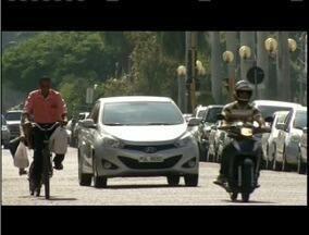 Serviço de estacionamento rotativo é suspenso em Valadares - Há oito meses o contrato com a empresa responsável foi encerrado.
