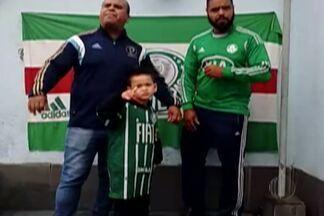 Palmeiras e São Paulo vencem na sexta rodada do Campeonato Brasileiro - Os palmeirenses Carlinhos e Beto comemoraram o 2 a 1 em cima do Flamengo, enquanto Fred aprovou a vitória contra o Cruzeiro.