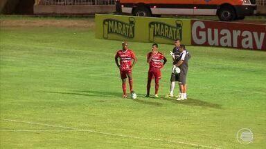 River-PI perde novamente no Albertão e continua sem vencer na Série C - River-PI perde novamente no Albertão e continua sem vencer na Série C