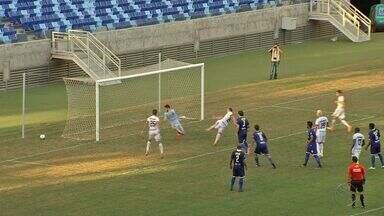 Cuiabá vence o Confiança na Arena Pantanal - Partida terminou com placar de 3 a 0 para o Dourado.