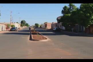 Obras realizadas no Bairro Prosperidade são entregues em Uberlândia - Trabalho foi entregue no último sábado (4); um dos problemas era a falta de asfalto.