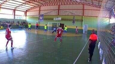 Clubes garantem classificação na terceira fase da Copa Centro América de Futsal - Clubes garantem classificação na terceira fase da Copa Centro América de Futsal