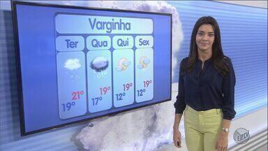 Confira a previsão do tempo para esta terça-feira (7) no Sul de Minas - Confira a previsão do tempo para esta terça-feira (7) no Sul de Minas